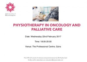 Oncology CPD